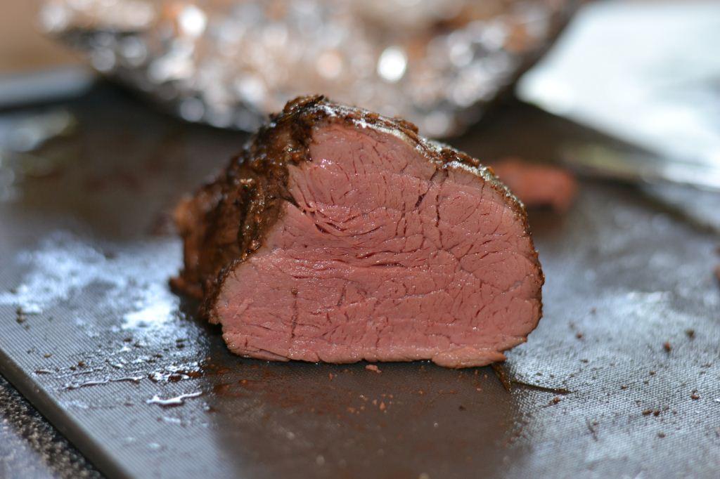 Sous Vide Beef Tenderloin - Roger's Blog